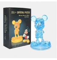 3D Mickey Crystal Puzzle DIY