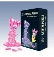 3D Minnie Crystal Puzzle DIY