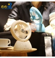 USB Mini Air Humidifier Fan