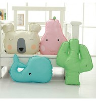 Creative PU Cushion Shape Pillow