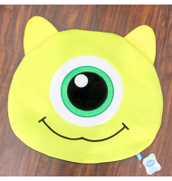 Monster University Mike Carpet Mat Door Rug