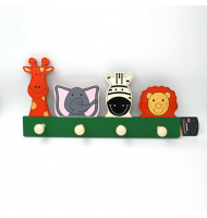 Animal Coat Hook Wall Door Hooks