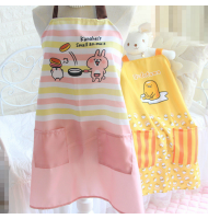 Re-ment Kanahei-Pisuke & Usagi Hundry Time Apron