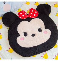 Tsum Tsum Minnie Plush Seat Cushion