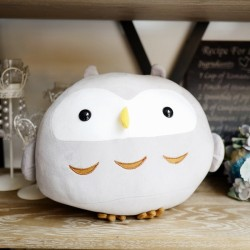 Down Cotton Sitting Owl Doll Plush