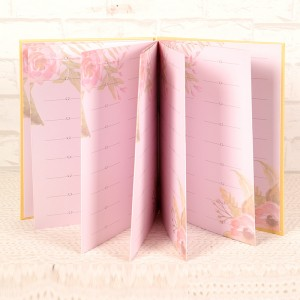 Wedding Signature Guest Book