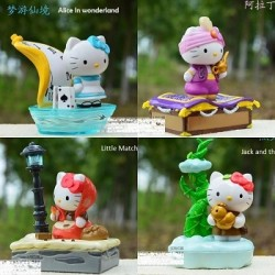 [Defect] Hello Kitty Fairy Tale Series Figurine