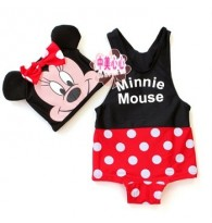 Minnie Mouse Baby Girl Swimsuit