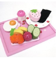 Fruit & Vegie Salad Wooden Toy